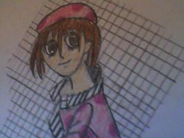 Violet girl by Beny17