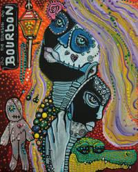 Dreaming of Mardi Gras by barbosaart