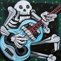 Skull Rock by barbosaart