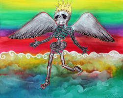 Heaven is for Real by barbosaart