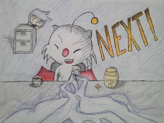 NEXT! by NallTWK