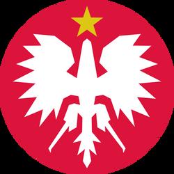 Alternative Commie Poland COA (work in progress) by SMiki55