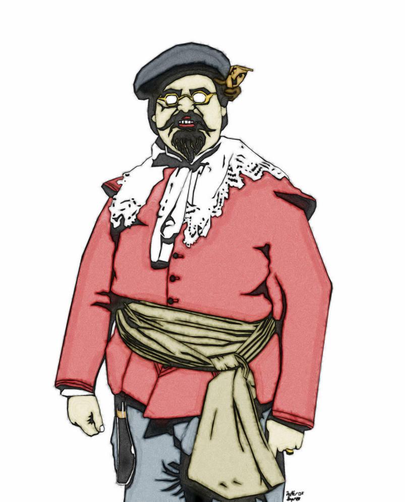 Argh A Pirate by Dreiden