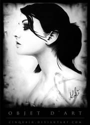 Objet D'Art by cinquain