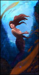 Aquatic Melody by SketchingDays