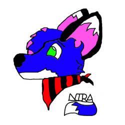 my first digital art of niradol by niradol