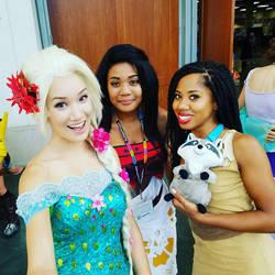 Disney selfie by Oh-Nuggins