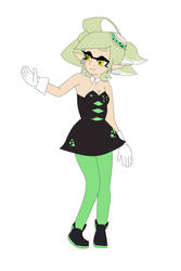 Splatoon Marie by Darkstargamer