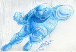 Dr. Bubble by PaulJPowers