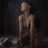 Daz Studio Iray Human Skin Tutorial by shibashake
