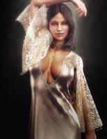 Beautiful Victoria 8, Daz Studio Iray Render by shibashake