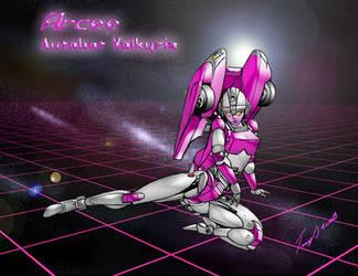 Arcee: Sleek and Sexy by Tramp-Graphics