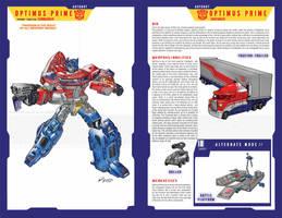 Classics Optimus Prime MtMtE by Tramp-Graphics