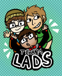 Teamlads by emifail