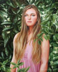 Grace by Paintsmudger