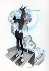 Batgirl by CasCanete
