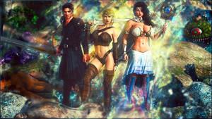 Lethal Triumvirate by ExGemini