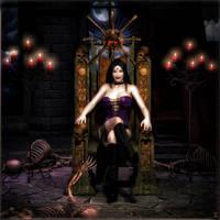 DuVheasa Throne - Variant02 by ExGemini