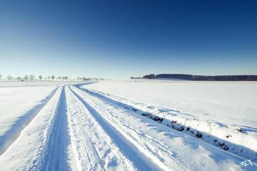 road ahead by hermik