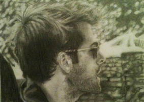 Misha Collins by Grace5150