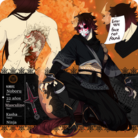 |YW| -Noboru- [Ninja] by KasuSei