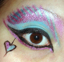 angel makeup design by MagicFreakingMarker
