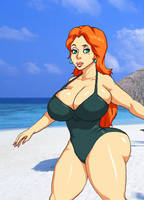 Lois Griffin - 18 by 5ifty