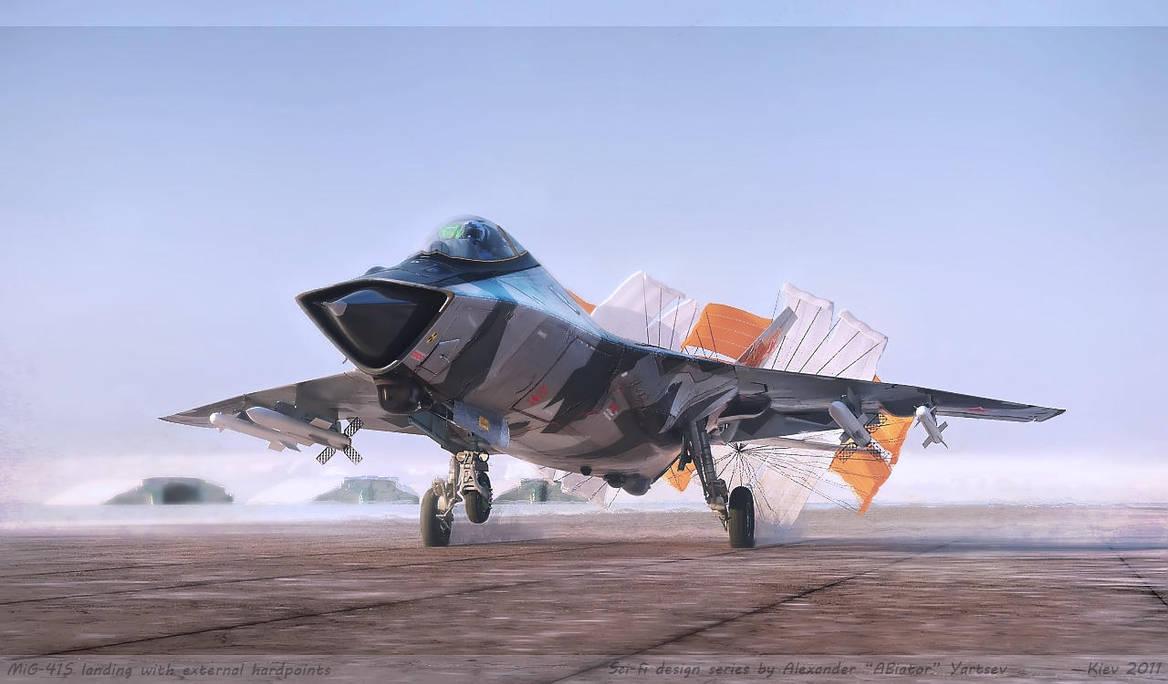 Landing by ABiator