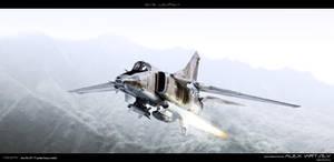 MiG-27K 'Kayra' by RenderDock