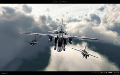 We flying hi by RenderDock