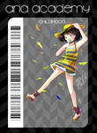 -AA- Young Kifu (SPEEDPAINT!!) by IsoChi