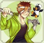 Indigo Request by Birdy-Tori by IsoChi