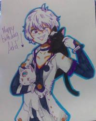 Happy Birthday Add by The-King-Mochi
