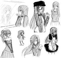 Hanako compilation 2 by Twrlare