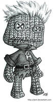 Sackboy Igma by JenL