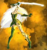 Elf by LadyVengeanc3