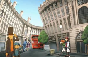 Oxford street by maki5656