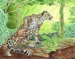 Jungle Hunt by autumnjaguar