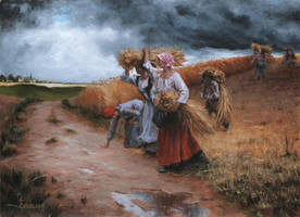 A l'Approche du Grain by Irbeus
