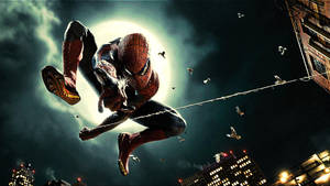 The Amazing Spider-Man Poster by ProfessorAdagio