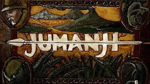 Jumanji Wallpaper Robin Williams Tribute by ProfessorAdagio