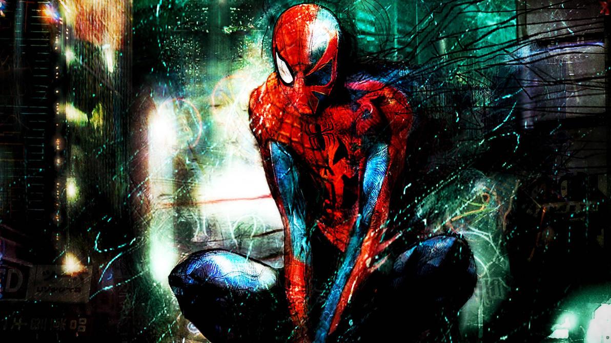 Spider-Man Timestorm by ProfessorAdagio