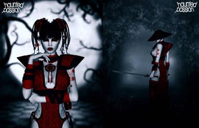 Yoshiko by haunted-passion