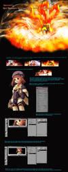Full Sig Tutorial: Flame BG by xAnacondax