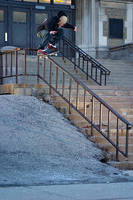 Andy Ollie Rail by xxtd0gxx