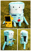 Beemo Plush by DizzieFox