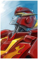 Hot Rod G1 by Aiuke