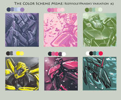 Color Mem by Aiuke