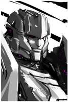 Megatron by Aiuke