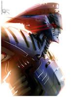 Dark Blurr by Aiuke